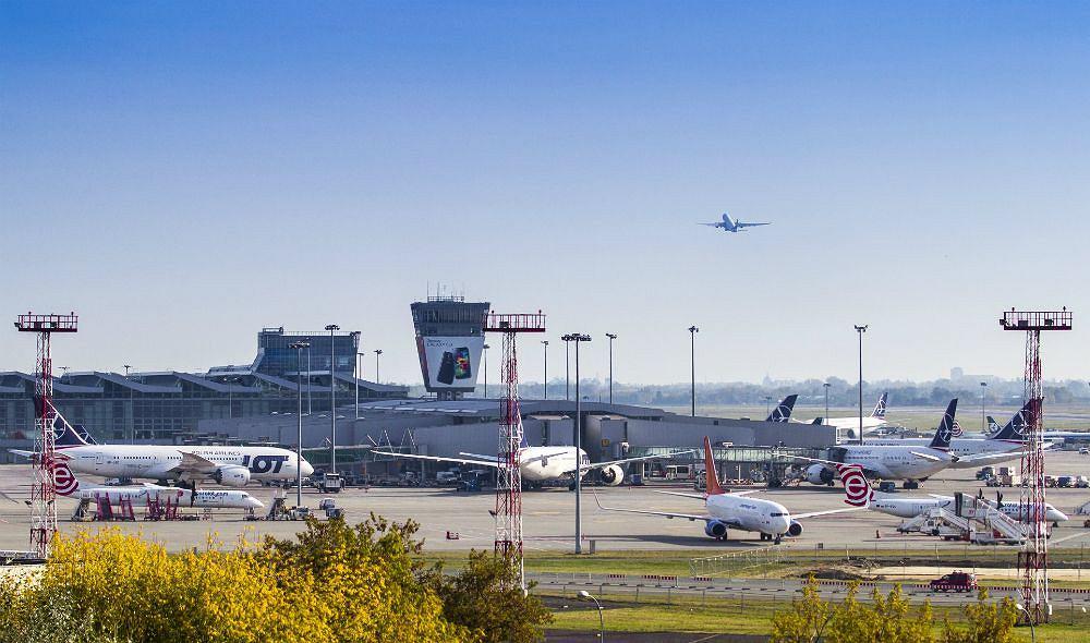 Port lotniczy im. Fryderyka Chopina