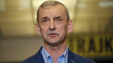 Szkoły. Sławomir Broniarz, prezes Związku Nauczycielstwa Polskiego