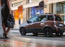 Fiat Panda Trussardi oficjalnie. Wyjątkowa Panda jedną z gwiazd Milan Fashion Week
