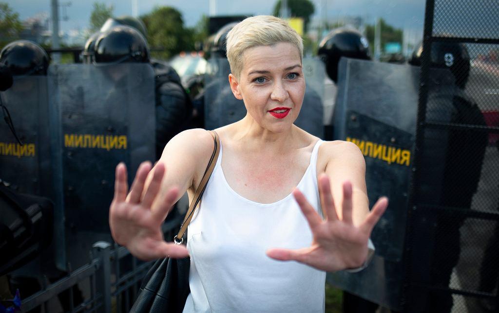 Maryja Kalesnikawa