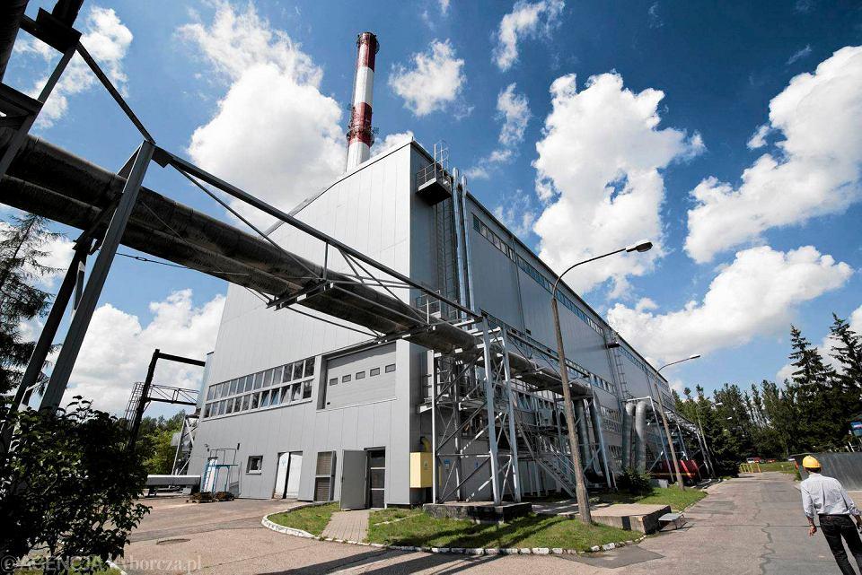 Ciepłownia MPEC w Olsztynie