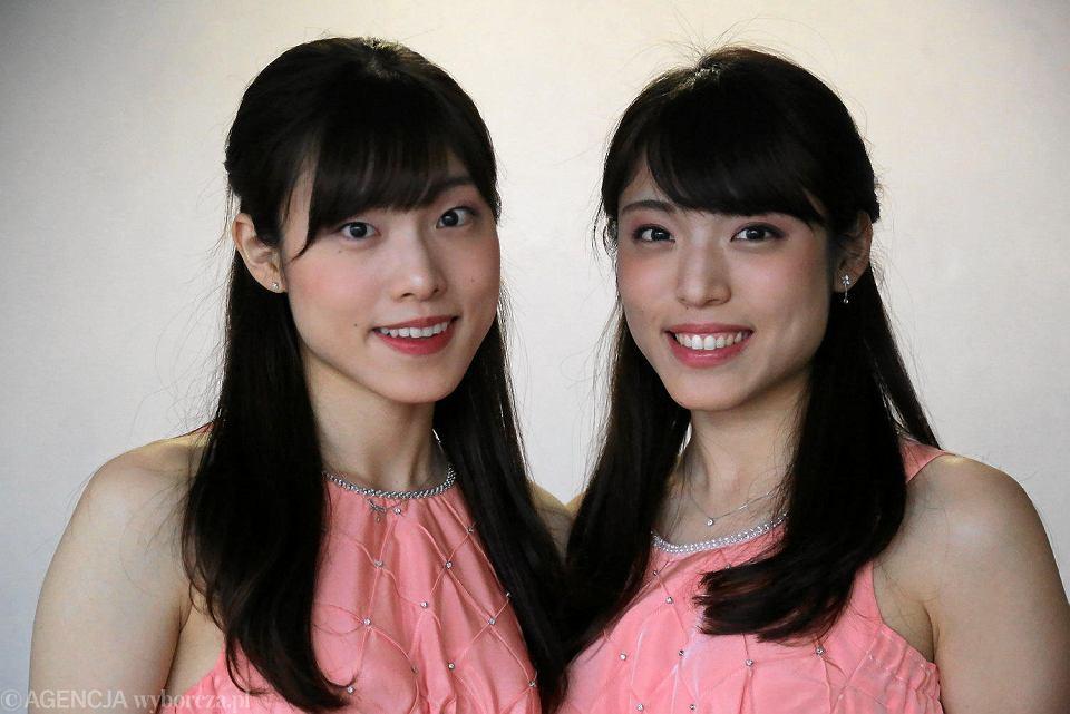 Risa Sakamoto i Aya Sakamoto