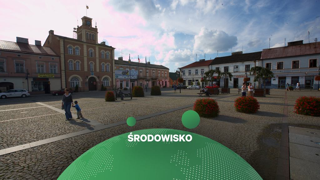 Rynek w Skierniewicach ma ponownie się zazielenić
