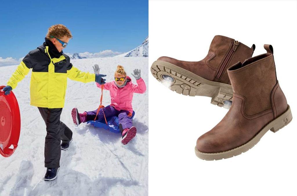 Promocja na kurtki i buty w Lidlu