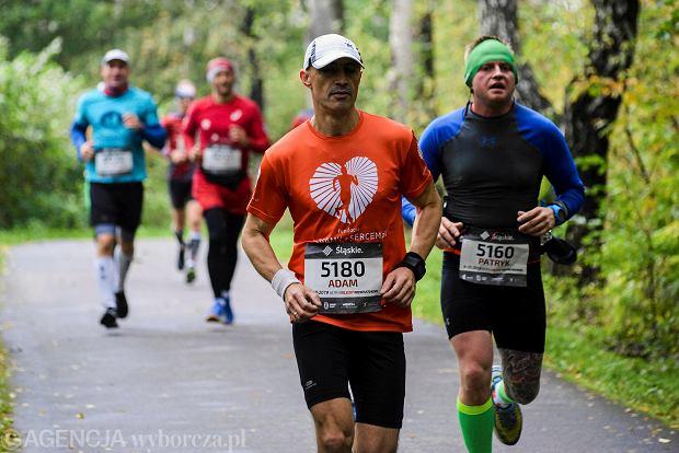 Zdjęcie numer 9 w galerii - Silesia Marathon. Chłód i wiatr niestraszne, rekord pobity! [ZDJĘCIA]