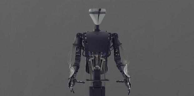 Oto MELTANT-?, robot-avatar, który naśladuje człowieka. Potrafi precyzyjnie odtworzyć nasze ruchy/YouTube.com