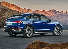 Audi Q5 Sportback oficjalnie. Na celowniku X4 i GLC Coupe