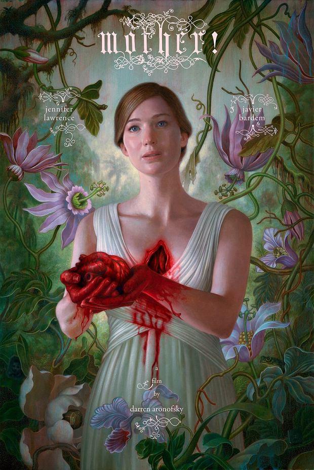 Plakat filmu ''mother!''