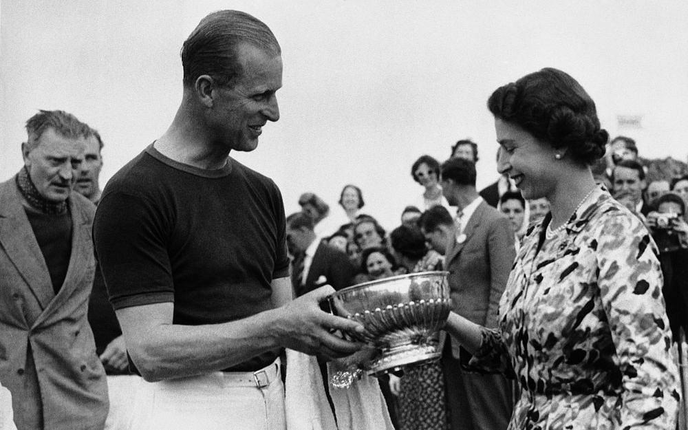 Królowa Elżbieta i książę Filip, 1957 rok