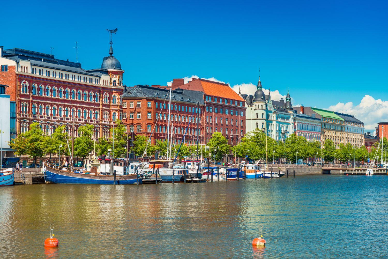 Helsinki (fot. Shutterstock)
