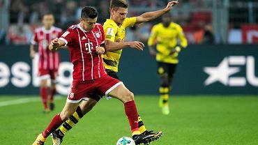 Robert Lewandowski i Łukasz Piszczek rywalizują ze sobą o tytuł mistrza Niemiec. Od pięciu lat wygrywa go napastnik Bayernu