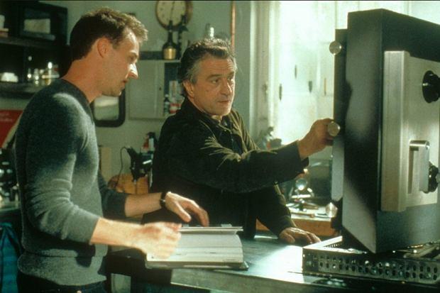 Kadr z filmu 'Rozgrywka'