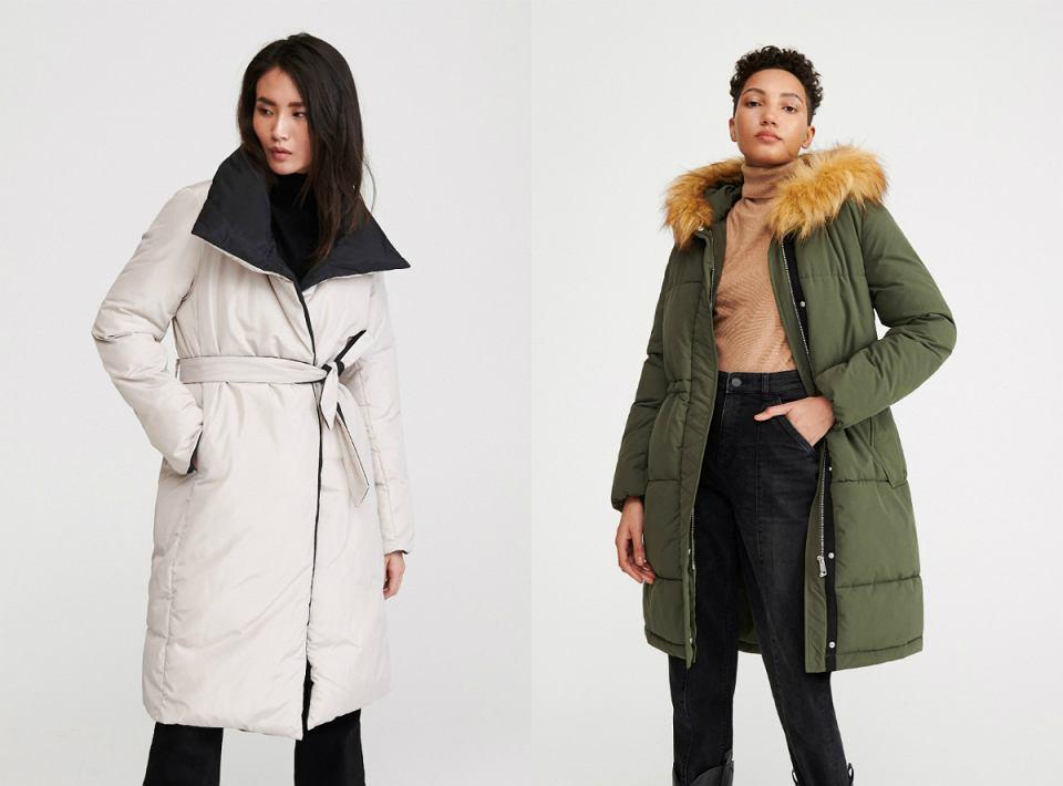 płaszcze Reserved eco wear