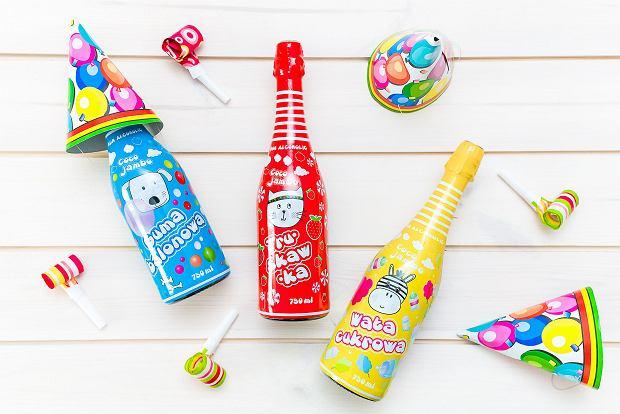 'Coco Jambo', dostępny w unikalnych smakach na rynku -  gumy balonowej, waty cukrowej i truskawki