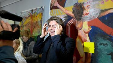 Mariusz Sieniewicz, dyrektor Miejskiego Ośrodka Kultury w Olsztynie