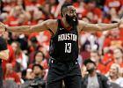 Koszykówka. James Harden wybrany MVP sezonu zasadniczego