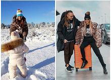 Anna Lewandowska i Pamela z 'Fit Lovers' w identycznych kurtkach z sieciówki. Mamy dla Was podobne modele z wyprzedaży. Do 250 zł!