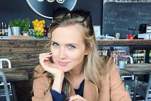 Agnieszka Kaczorowska pokazała łazienkę
