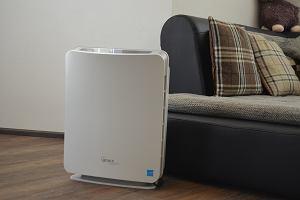 Oczyszczanie powietrza we wnętrzach. Smog a powietrze w domu
