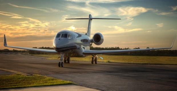 Branża samolotowa oniemiała. G650 trafia do pierwszych klientów. Oto jeden z najefektowniejszych prywatnych odrzutowców na świecie. Za 65 mln dol.