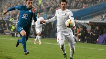 Lech Poznań - Fiorentina 0:2 w Lidze Europejskiej