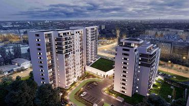 Monday Development u zbiegu ulic Serbskiej i Naramowickiej stawia Osiedle Nowych Kosmonautów