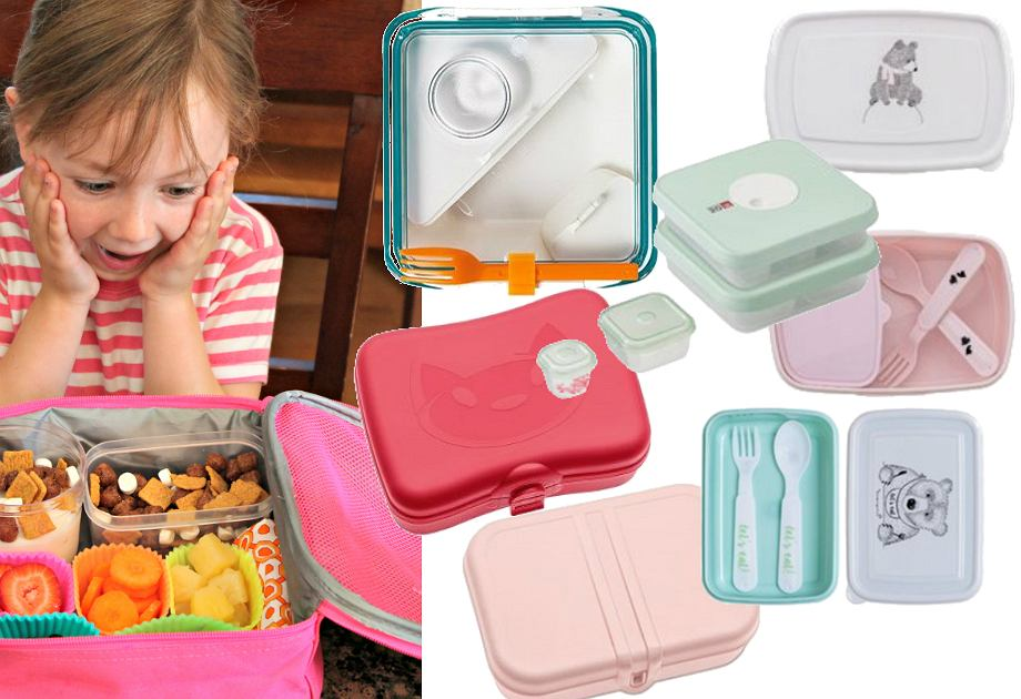 Pudełko typu lunchbox