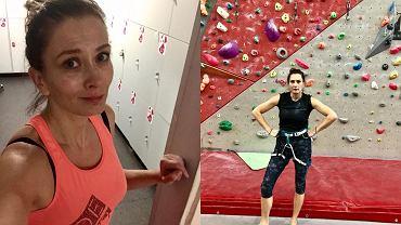 Anita Sokołowska - trening