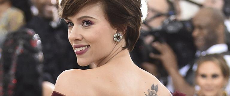 Scarlett Johansson znów zmieniła wizerunek. Efekt? Bomba!
