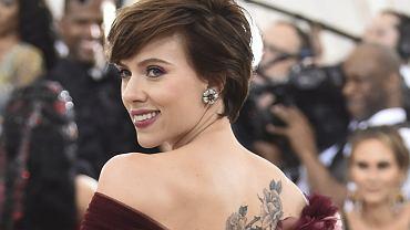 Scarlett Johansson na Met Gala 2018