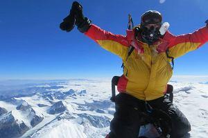 """Polski himalaista wyruszy w zimową wyprawę na K2. """"Nigdy tak się nie bałem, jak teraz"""""""