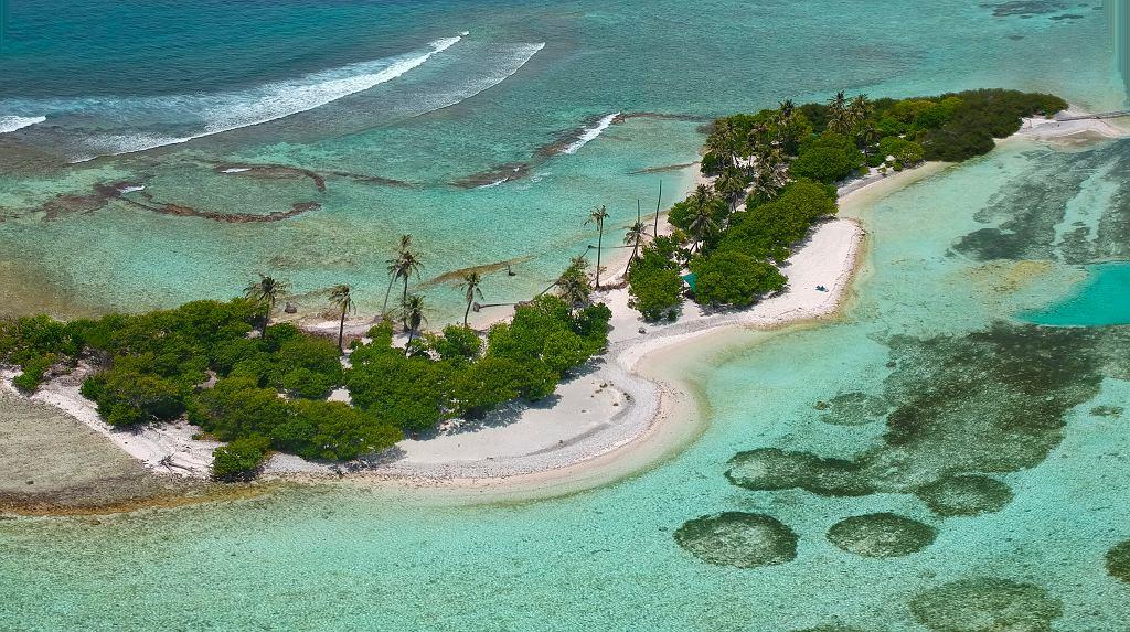 Bikini, Atol na Wyspach Marshalla