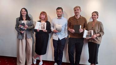 Twórcy przewodnika 'Be local': Joanna Durkalec, Aleksandra Czapla-Oslislo, Michał Kubieniec, Michał i Joanna Komsta