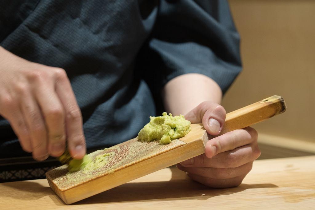 Tarka do wasabi