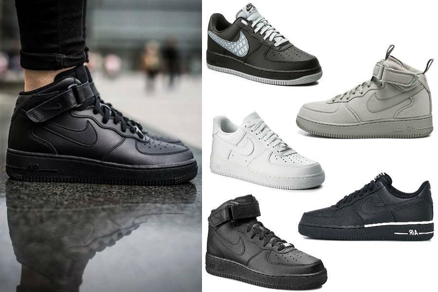 Kolaż / Źródło: www.sneakerstudio.pl