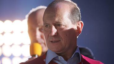 Włodzimierz Szaranowicz, szef sportu w Telewizji Polskiej zamierza ustąpić ze stanowiska