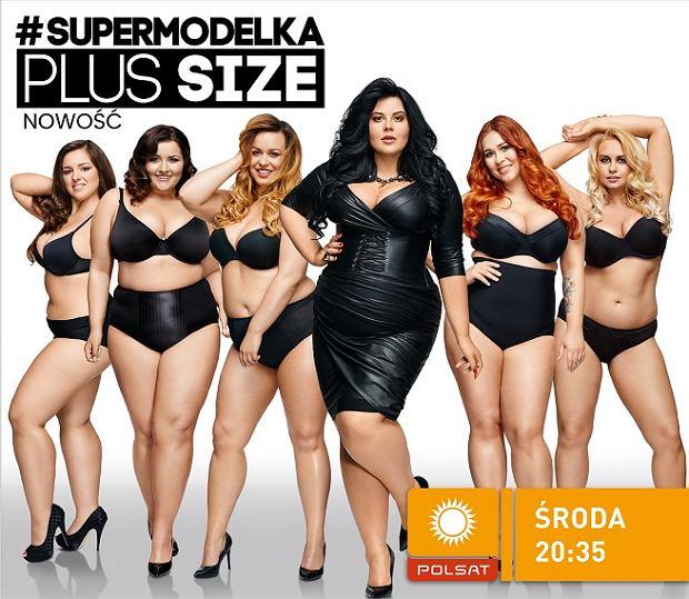 #Supermodelka Plus Size reklama