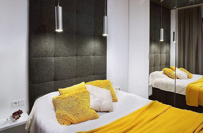 ściana Za łóżkiem Pomysły Na Udekorowanie ściany W Sypialni