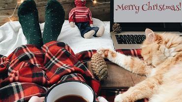 Filmy świąteczne umilą nam czas oczekiwania na święta Bożego Narodzenia. Zdjęcie ilustracyjne