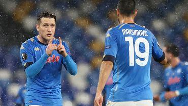 Zieliński nie musi strzelić gola ani mieć asysty, by włoskie media go doceniły. Klasa