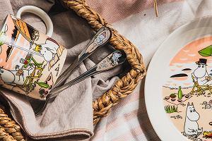 Naczynia i sztućce z motywem Muminków - są naprawdę urocze!