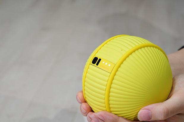 Samsung Ballie na CES 2020