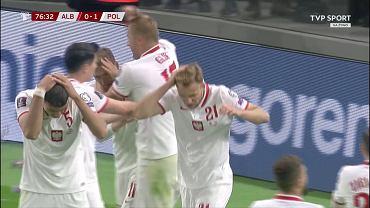 Mecz Albania - Polska przerwany
