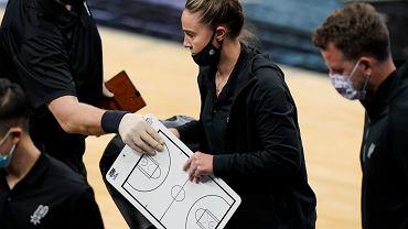 Becky Hammon pierwszą kobietą w roli głównego trenera NBA.