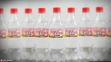 Bezbarwna Coca-Cola Clear już wkrótce trafi do sprzedaży. Od oryginału różni ją nie tylko kolor