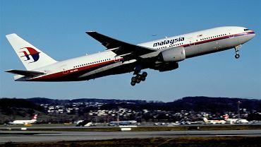Boeing 777 Malaysia Airlines (zdjęcie ilustracyjne)