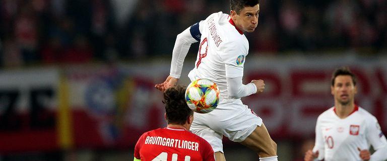 Robert Lewandowski skomentował zwycięstwo z Austrią i swoją współpracę z Krzysztofem Piątkiem