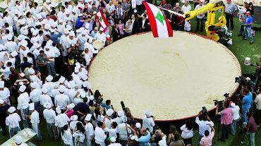 Rekordowy Hummus