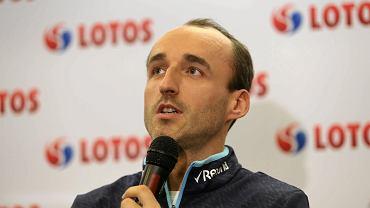 F1. Robert Kubica opowiedział o wypadku i powrocie na tor