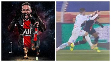 Neymar i Alvaro Gonzalez